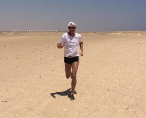 Szabadon. Marschall József sivatagi futása a Vörös-tenger partján.